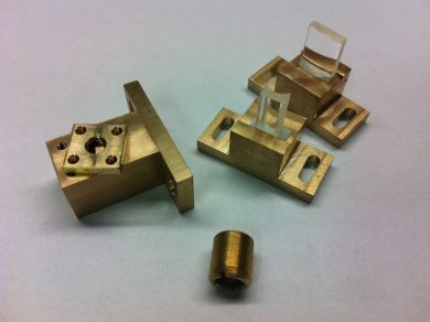 Mitsubishi diode correction optics kit